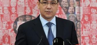 Victor Ponta se AUTOSUSPENDĂ din funcţie