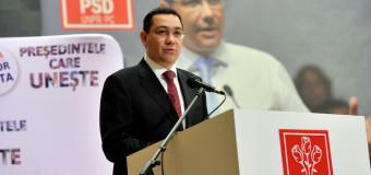 Victor Ponta renunță la funcția de președinte PSD: s-a autosuspendat de la șefia partidului
