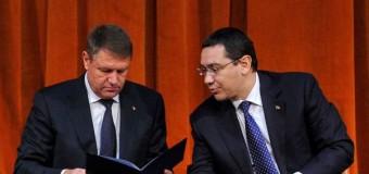 OFICIAL – Iohannis l-a repus pe Ponta în funcţie