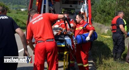 Un baiat de 13 ani s-a inecat azi in Bistrita