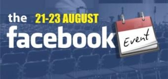Evenimentele Facebook 21-23 august in Neamt