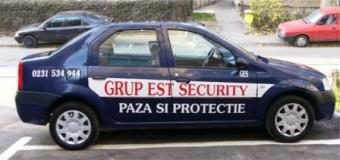 Obiectivele din judetele Constanta si Tulcea pazite de firma din Piatra Neamt, GES (Grup Est Securty)