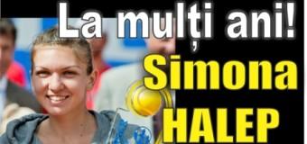 La mulți ani, Simona Halep!
