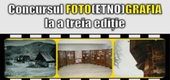 Concursul FOTO(ETNO)GRAFIA la a treia ediție