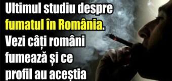 Ultimul studiu despre fumatul în România. Vezi câți români fumează și ce profil au aceștia