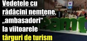 """Vedetele cu rădăcini nemţene, """"ambasadori"""" la viitoarele târguri de turism"""