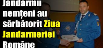 Jandarmii nemțeni au sărbătorit Ziua Jandarmeriei Române