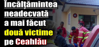Încălțămintea neadecvată a mai făcut două victime pe Ceahlău