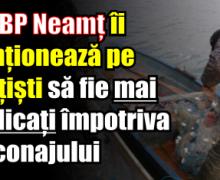 ANCBP Neamț îi atenționează pe polițiști să se implice în combaterea braconajului