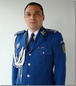 Maior Radu Olariu jandarm