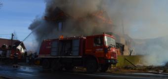 ISU Neamț – luni (29 august), trei incendii pe raza județului