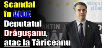 Copreședintele ALDE Neamț, Cătălin Drăgușanu, atac la Tăriceanu