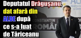 Deputatul Drăgușanu, mazilit din partid după ce s-a luat de Tăriceanu