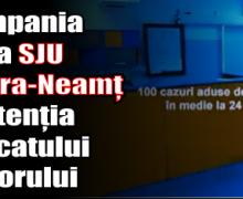 Campania de la SJU Piatra-Neamț în atenția Avocatului Poporului