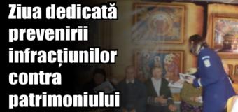 IPJ Neamț – Ziua dedicată prevenirii infracțiunilor contra patrimoniului