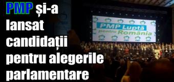 Partidul Mişcarea Populară și-a lansat candidații pentru alegerile parlamentare