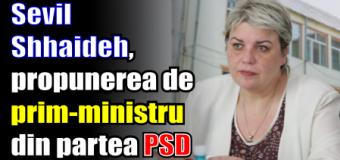 Sevil Shhaideh, propunerea de prim-ministru din partea PSD