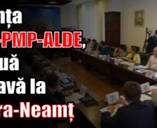 Alianța PSD-PMP-ALDE, o nouă ispravă la Piatra-Neamț