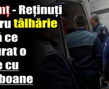 Neamț – Reținuți pentru tâlhărie după ce au furat o cutie cu bomboane