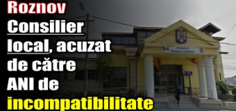 Roznov – Consilier local, acuzat de către ANI de incompatibilitate